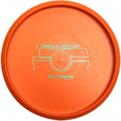 Millennium DT Omega Driver Putter Golf Disc [Colours may vary]