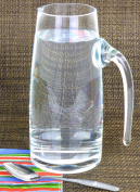 Spiceberry Home Handcrafted Pitcher / Carafe / Decanter, 1180ml