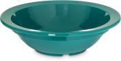 Carlisle PCD30515 Long-Life Polycarbonate Rimmed Fruit Bowl, 150ml, Teal