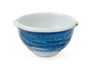 Set of Four 9.5cm Blue & White Bowl