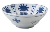 Furong hand flower flower RI rim ball Medium Bowl