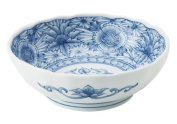 Line drawing Peony RI multi purpose pot Medium Bowl