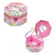 Musical Jewellery Box- Unicorn - Totally Tween by Hot Focus