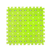 9 Pcs Cute Dogs Printed Interlocking Floor Mats Puzzle Play Mat for Baby Kids Room, #06
