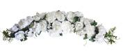 130cm Peony/Rose/Hydrangea Swag