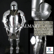 Milanese Armour 16 Gauge Steel Fully Articulated By Nauticalmart