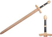 110cm Wooden Mediaeval King's Sword