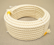 9.8m White Rodeo Kids Lasso Rope Rodeo Lariat Roping Gear