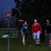 Flashflight LED Disc Golf Set, Teaching Toys, 2017 Christmas Toys