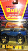 1:24 scale Battery Operated 4x4 Bully Monster Truck Dodge Viper