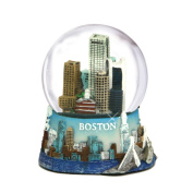 8.9cm Boston Snow Globe Souvenir from Massachusetts in and the Boston Snow Globes Collection.