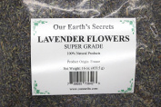 Lavender Flowers - 0.5kg- Super Grade - Our Earth's Secrets