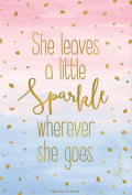 Fresh Scents Scented Sachets - A Little Sparkle, Lot of 6