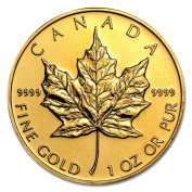 __ entering Maple Leaf Gold 30ml clear case __ pure gold pure gold coin gold coin 24 ground strewn with gold dust die gold coin Gold __ genuine guarantee of the relief __ of random ear Canada Royal Family Mint Bureau publica