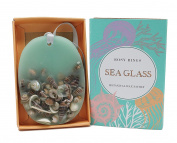 Rosy Rings Sea Glass Botanical Wax Sachet, 1 ct.