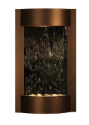 Serene Waters Water Feature with Silver Mirror