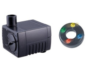 LED Water Pump Replacement for Indoor and Tabletop Water Fountains