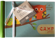 Pepperpot Camp Cahoot Autograph and Pocket Album