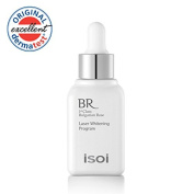isoi 1st Class Bulgarian Rose Laser Whitening Programme 30ml - brightening ampoule, fights dark spots, for bright and clear skin