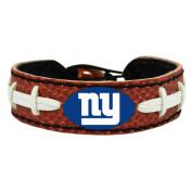 NFL New York Giants Classic Football Bracelets