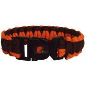 NFL Cleveland Browns Survivor Bracelet