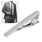Zodaca Fashion Mens Gentleman Metal Simple Necktie Tie Clip Bar Clasp Practical Plain Style 1