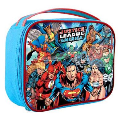 Justice League Lunch Cooler Bag