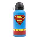 SUPERMAN COSTUME DRINK BOTTLE