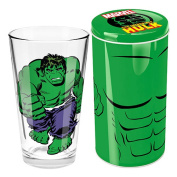 THE HULK GLASS IN TIN