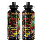 Spiderman Comic Drink Bottle