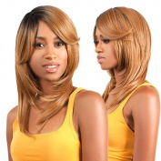 The Wig Brazilian Human Hair Wig Blend HH-Janet