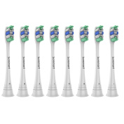 Sonimart Replacement Toothbrush Heads for Philips Sonicare Plaque Control HX9024, 4 pack, fits 2 Series Plaque Control, 3 Series Gum Health, DiamondClean, FlexCare, HealthyWhite, Essence+, EasyClean