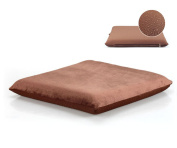 YIHANG MEMORY FOAM CUSHION FOR ANY SEAT --Portable Chair Seat Pad for Home and Office, Computer, Couch, Driving, Auto Seat, Wheelchair.