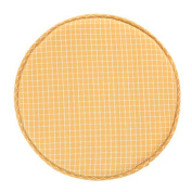 Fabric Chair Seat Student Thickened Round Pad Bar Stool Mat