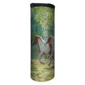 Tree-Free Greetings BT20524 Barista Insulated Travel Mug, 500ml, Aspen Run
