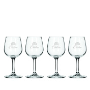 Stella Artois Cidre 4-Pack Tasting Glass, 200ml