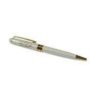 Lighthouse Christian Products Faithful Servant Cream Pen, 14cm