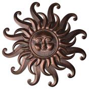 Comfy Hour 70cm Sun Face Wall Decor