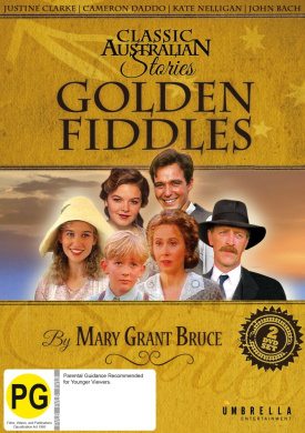 Golden Fiddles (Classic Australian Stories)