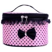 Cosmetic Bag,BeautyVan Fashion Portable Travel Toiletry Makeup Cosmetic Bag