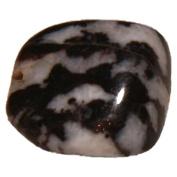 Zebra Jasper Tumble Stone (20-25mm) - Single Stone