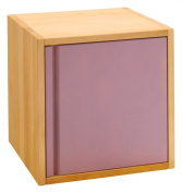 BioKinder 24684 Laura cube with one door 40 cm, 40 cm, solid biological wood