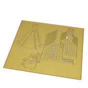 Staron 3D Cutting Dies New Metal Stencil Template DIY Scrapbook Embossing Album Paper Card Craft