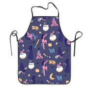 The Humans And Animal Cooking Apron Kitchen Apron Bib Aprons Chief Apron Home Easy Care For Men Women