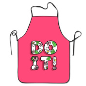 Just Do It Cooking Apron Kitchen Apron Bib Aprons Chief Apron Home Easy Care For Men Women