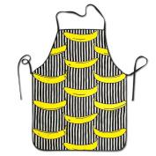 Banana Cooking Apron Kitchen Apron Bib Aprons Chief Apron Home Easy Care For Men Women