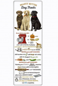 Mary Lake Thompson Flour Sack Recipe Towel - Peanut Butter Dog Treats