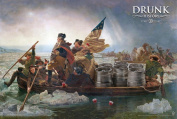 Drunk History - Crossing The Delaware Poster 90cm x 60cm