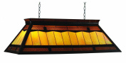 RAM Gameroom Products 110cm Filigree Billiards Table Light with KD Frame