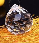 40mm Crystal Clear Chandelier Prism By Sunrise Crystal